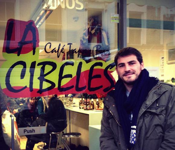 El simpático guiño de Iker Casillas a nuestro país desde Londres