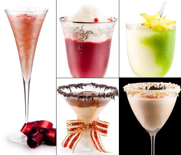 Cinco cócteles perfectos para brindar por el Año Nuevo