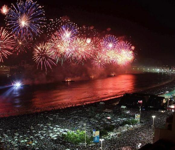 Multitudinarias fiestas que sitúan a Brasil entre los países más coloridos del inicio del año