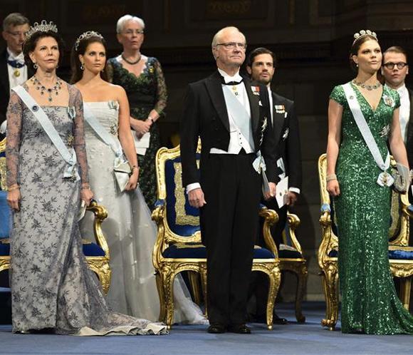 La mayoría de los suecos quieren que abdique Carlos Gustavo y reine Victoria