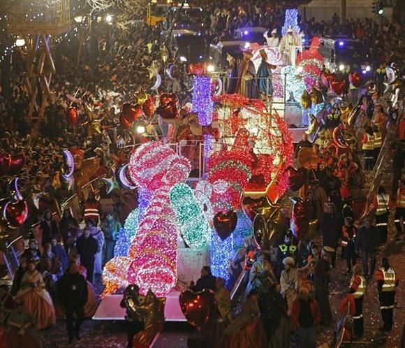 La cabalgata de Reyes de Madrid recreará los clásicos para fomentar la lectura