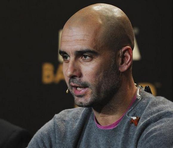 Pep Guardiola: 'El�a�o que viene volver� a entrenar'