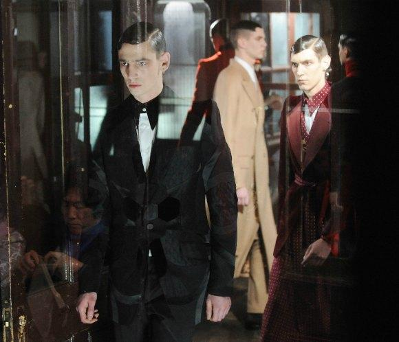 La moda masculina de Londres inaugura la temporada de pasarelas