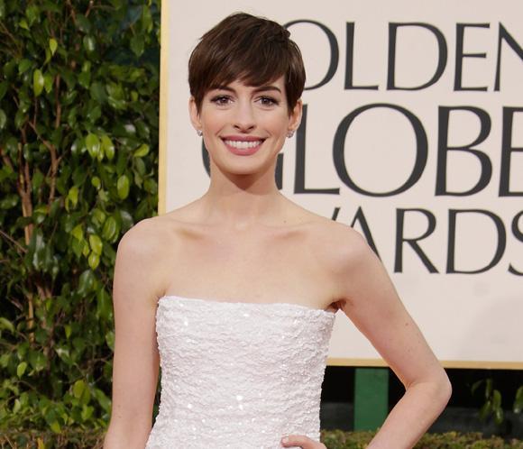 Anne Hathaway: 'No estoy embarazada'