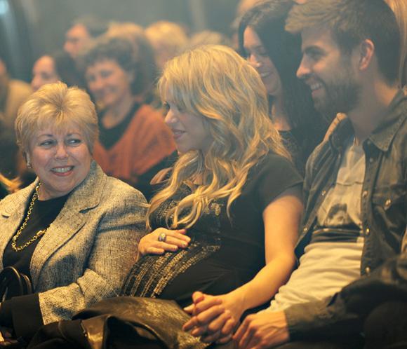 En la recta final de su embarazo, Shakira declara: 'Espero ser una buena madre'