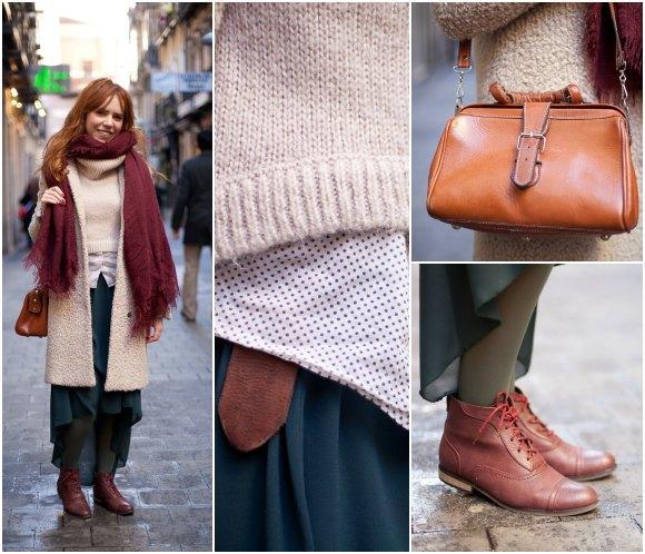Street Style: Bufandas chic