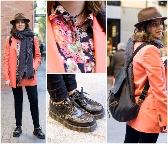 Street Style: ¿Sabes qué tipo de calzado son los creepers? Te lo contamos.