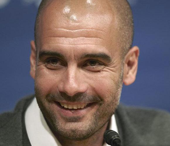 Pep Guardiola entrenará al Bayern de Múnich la próxima temporada