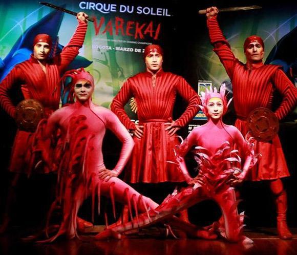 El Circo del Sol despedirá a 400 personas para reducir sus costes