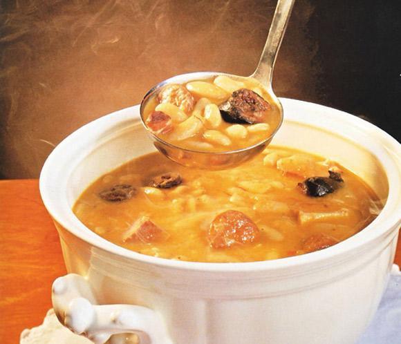 Cocina regional: aprende a preparar una rica fabada asturiana