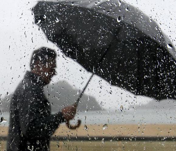 Veintiuna provincias en alerta por lluvia, viento, deshielo o aludes