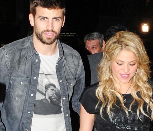 'Estamos felices de anunciar el nacimiento de Milan Piqué Mebarak', hijo de Shakira Mebarak y Gerard Piqué