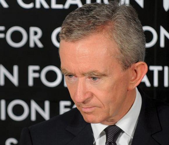 El magnate francés BernardArnault transfiere a Bélgica el grueso de su fortuna