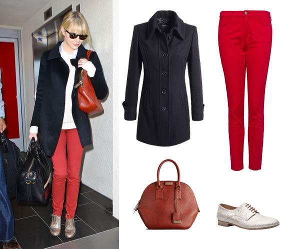 'Street Style': Emma Stone apuesta por las prendas básicas.