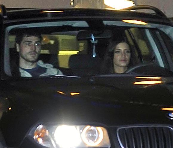 Sara Carbonero, el mejor apoyo de Iker Casillas