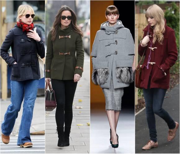 Street Style: Las trencas no pasan de moda