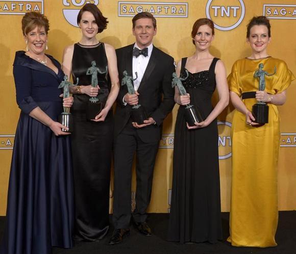 'Argo', 'Modern Family' y 'Downton Abbey' triunfan en los premios SAG