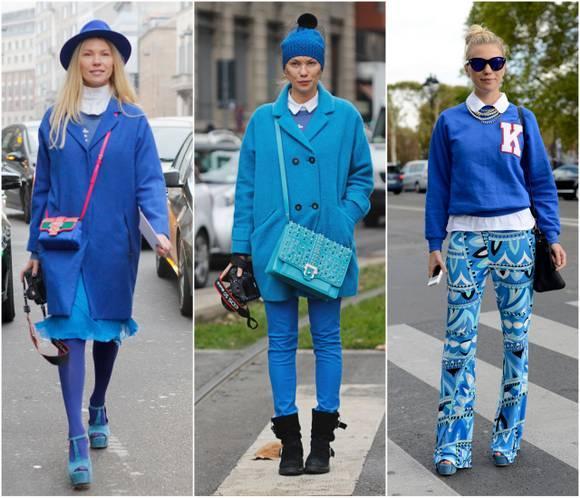 Iconos de street style: Zhanna Romashka