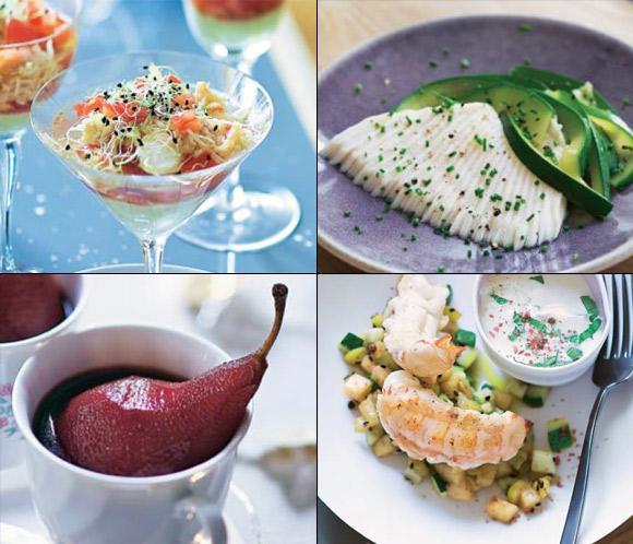 Cocina saludable: cinco recetas ricas y ligeras