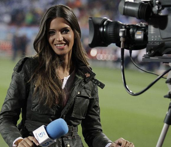 Sara Carbonero en Televisa: 'Los jugadores del Real Madrid no comulgan con Mourinho'