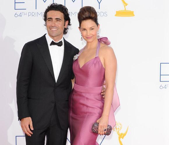 La actriz Ashley Judd se separa de su marido, el piloto Dario Franchitti
