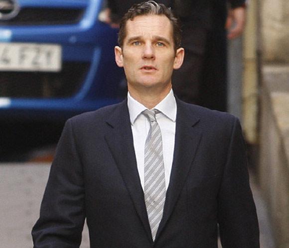 El juez advierte a Urdangarin que embargará sus bienes si no abona la fianza
