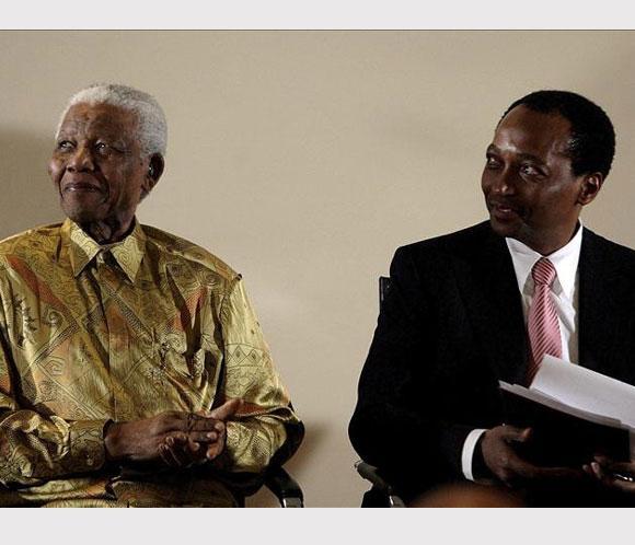 Uno de los hombres más ricos de Sudáfrica donará la mitad de su fortuna a los pobres