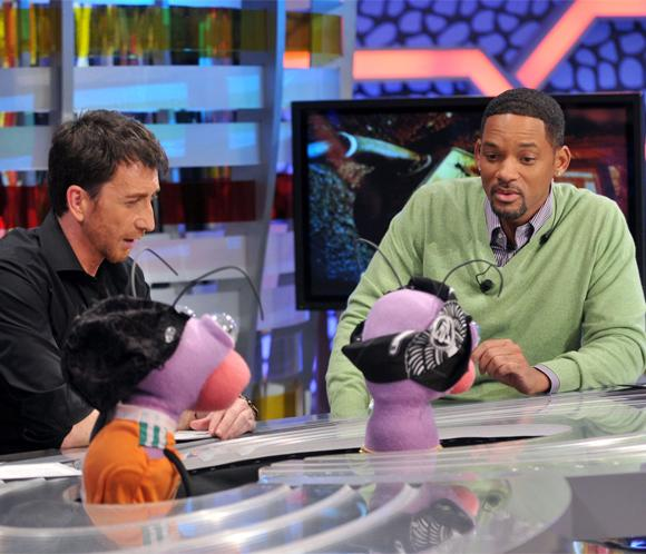 Will Smith compra los derechos de 'El Hormiguero' para venderlo en Estados Unidos