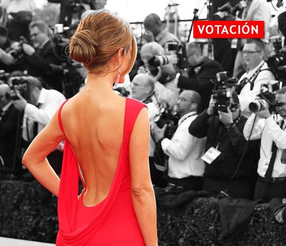 Votación: ¿Cuál ha sido el mejor look de alfombra roja de enero de 2013?