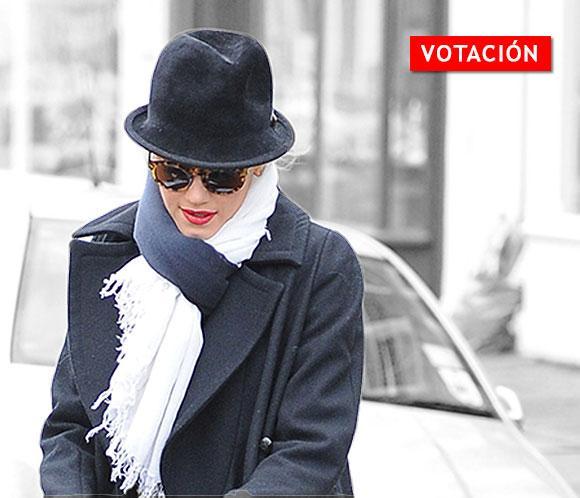 Votación: ¿Cuál ha sido el mejor look de street style de enero de 2013?