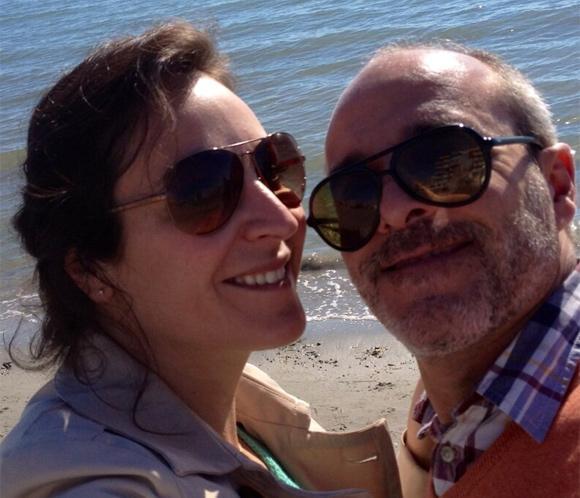 Ana Milán, el mejor 'antídoto' de Fernando Guillén Cuervo para superar la tristeza tras el fallecimiento de su padre