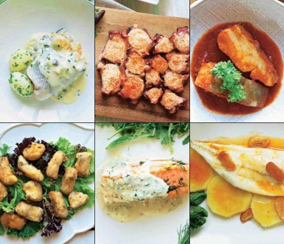 Cocina fácil: seis recetas rápidas y muy sencillas para disfrutar del pescado