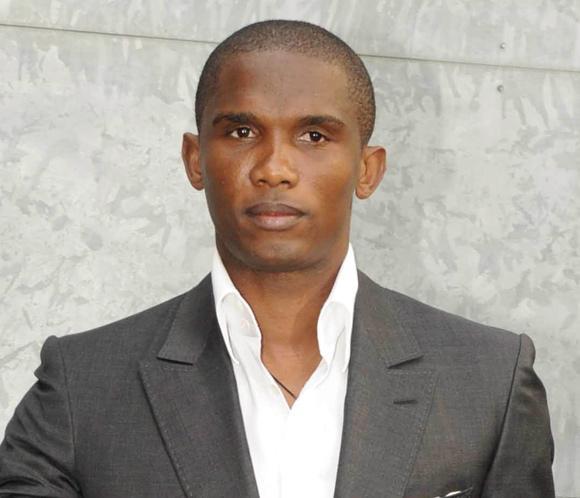 Samuel Eto'o presenta su biografía en cómic en el Festival de Angulema