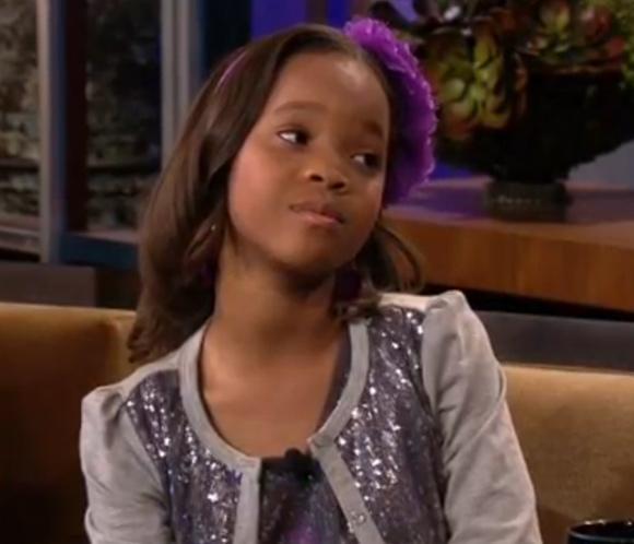 ¿Qué sueño le gustaría cumplir a Quvenzhané Wallis, la actriz más joven nominada a un Oscar?