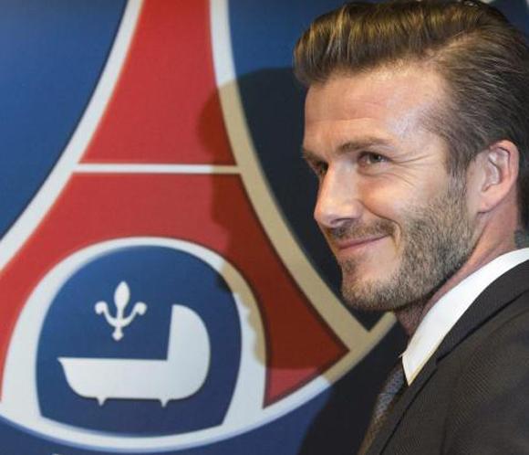 David Beckham tendrá que cobrar un salario mínimo obligatorio de 2.200 euros al mes
