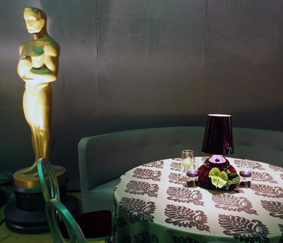 El tradicional almuerzo para los nominados al Oscar reunirá a 160 invitados