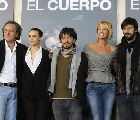 'El Cuerpo' recauda más de 6 millones de euros en taquilla