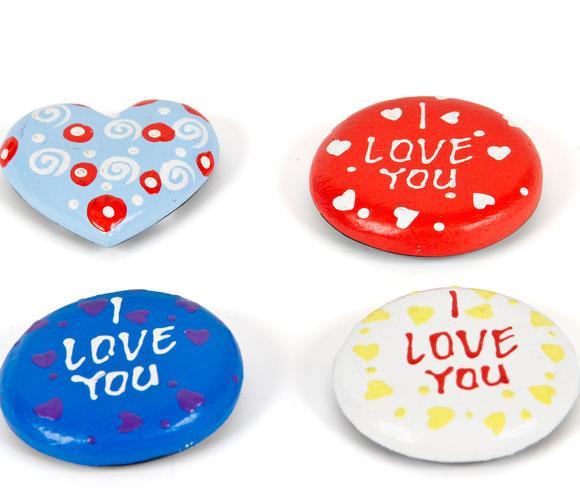 En San Valentín, detalles muy románticos