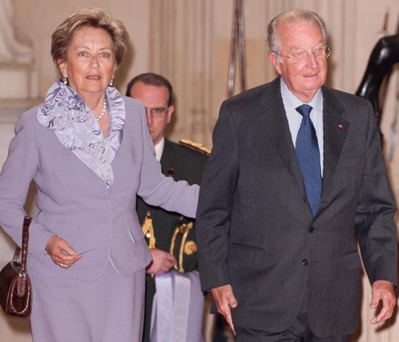 Modesto jubileo para el rey Alberto de Bélgica