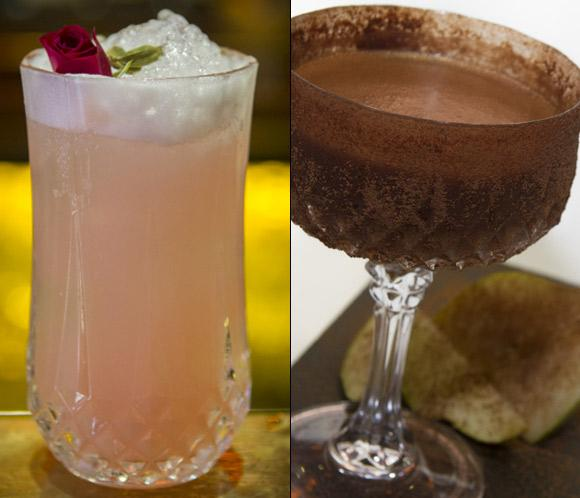 'Love Cocktails' para celebrar San Valentín