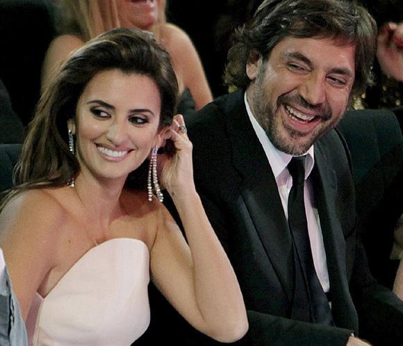 Penélope Cruz y Javier Bardem irán a losGoya