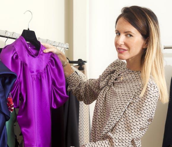 """Cómo triunfar con tu forma de vestir… by Vega Royo-Villanova: """"Hay que dejarse llevar por la intuición"""""""