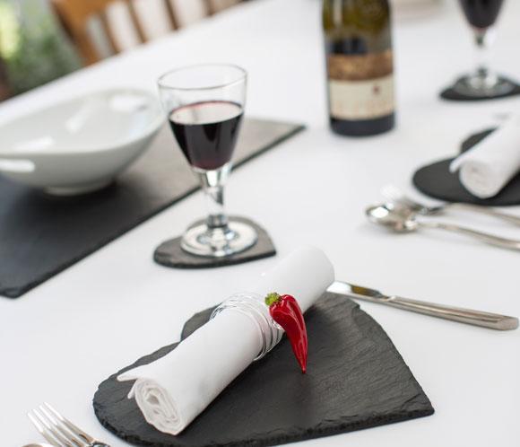 Para San Valentín, la cena más romántica