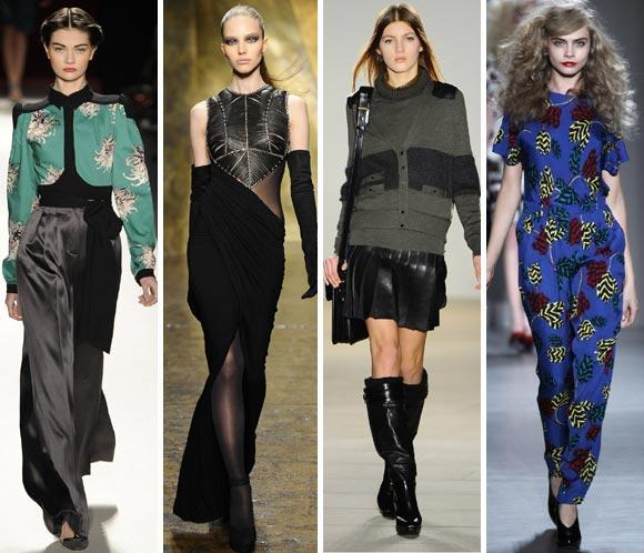 New York Fashion Week otoño-invierno 2013-2014: Carolina Herrera, Marc by Marc Jacobs, Belstaff y Donna Karan