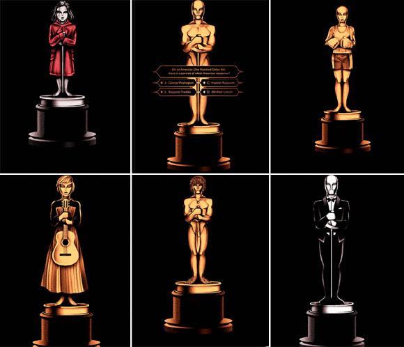 La Academia rinde homenaje a las mejores películas de la historia de los Oscar en el cartel de su 85ª edición