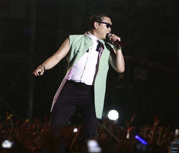 El cantante de 'Gangnam Style' aparecerá en sellos de Corea del Sur
