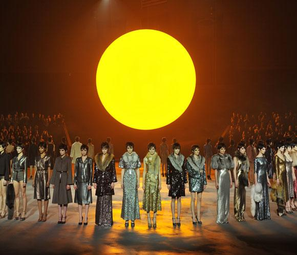 Concluye la pasarela 'New York Fashion Week': Calvin Klein Collection, Ralph Lauren y Marc Jacobs