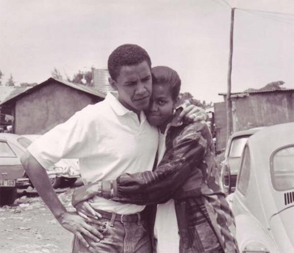 Obama sorprende a su mujer por San Valentín con una cena en el restaurante del chef español José Andrés