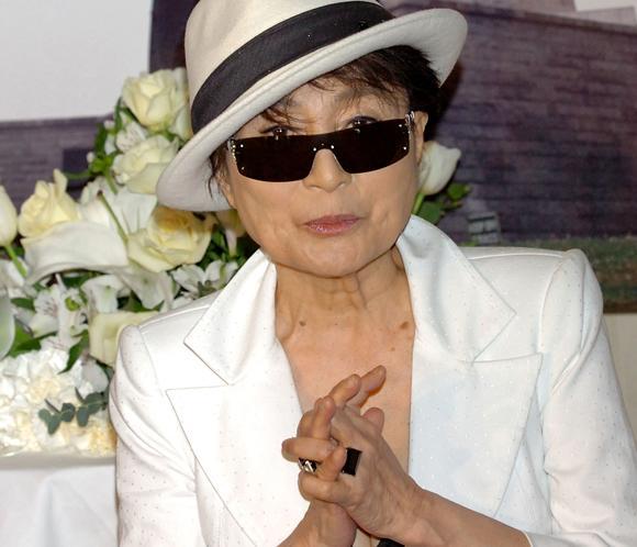 Yoko Ono cumple 80 años sin que la edad detenga su carrera ni su activismo