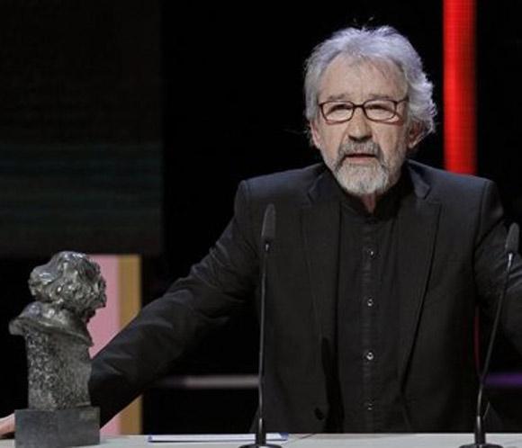 José Sacristán consigue su primer Goya gracias a 'El muerto y ser feliz'